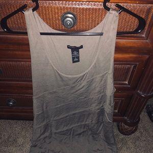 New York & Company tank dress size large